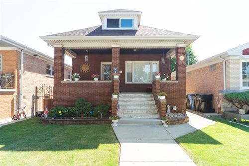 3417 N Oketo, Chicago, IL 60634 Belmont Heights