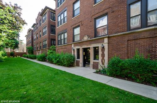 1445 W Greenleaf Unit 3S, Chicago, IL 60626 Rogers Park