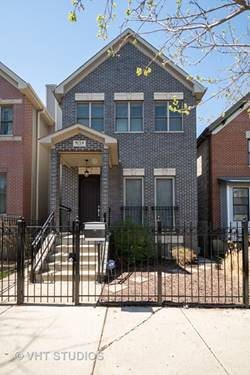 1654 N Campbell, Chicago, IL 60647 Logan Square