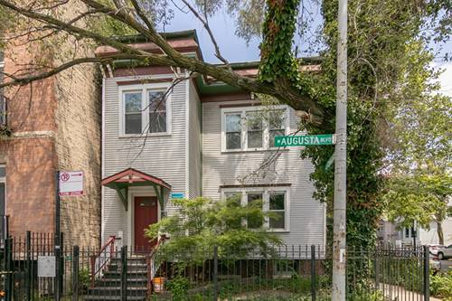 1834 W Augusta Unit 1, Chicago, IL 60622 East Village