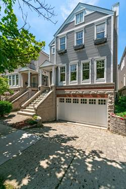 3854 N Greenview, Chicago, IL 60613 Lakeview