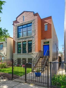 1938 W Huron, Chicago, IL 60622 East Village
