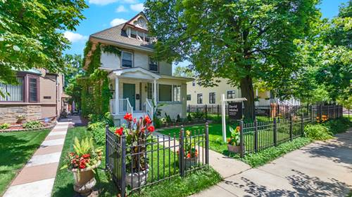 3709 N Keeler, Chicago, IL 60641 Old Irving Park