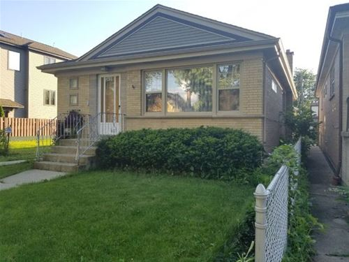 3418 N Ozanam, Chicago, IL 60634 Belmont Heights