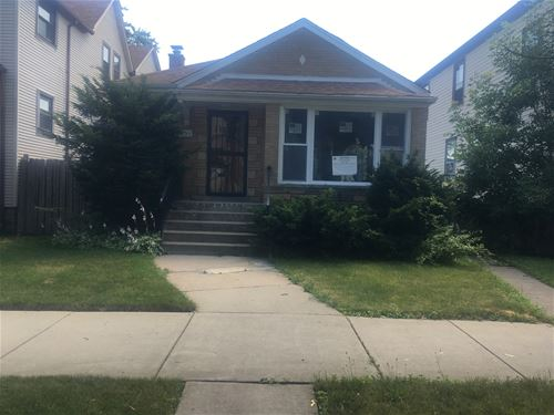 11251 S Wallace, Chicago, IL 60628 Roseland