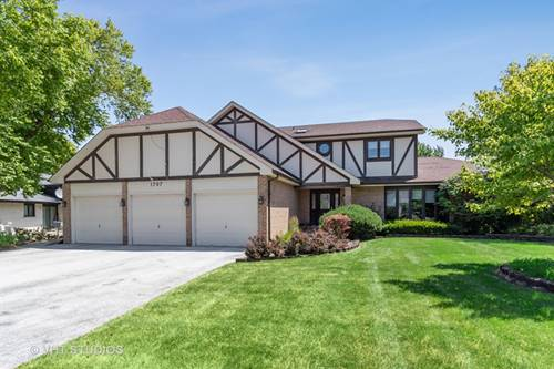 1707 Heather Hill Cres, Flossmoor, IL 60422