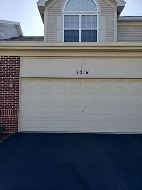 1216 Townes Unit 1216, Aurora, IL 60502