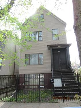 1732 N Whipple, Chicago, IL 60647 Logan Square