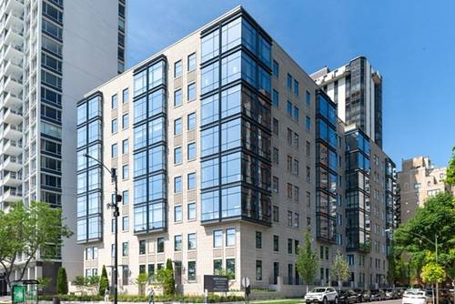 61 E Banks Unit 408, Chicago, IL 60610 Gold Coast