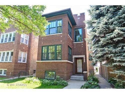 2635 W Leland, Chicago, IL 60625 Ravenswood