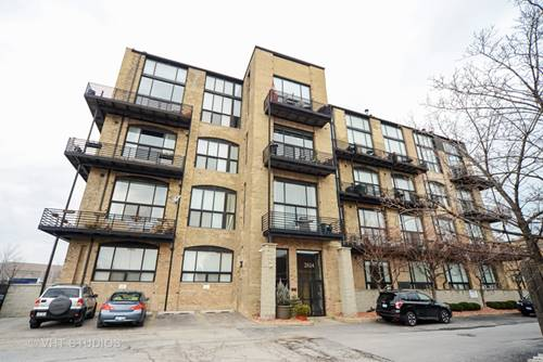 2614 N Clybourn Unit 408, Chicago, IL 60614 Lincoln Park