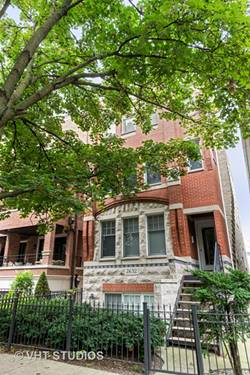 2632 N Wayne Unit 3, Chicago, IL 60614 Lincoln Park