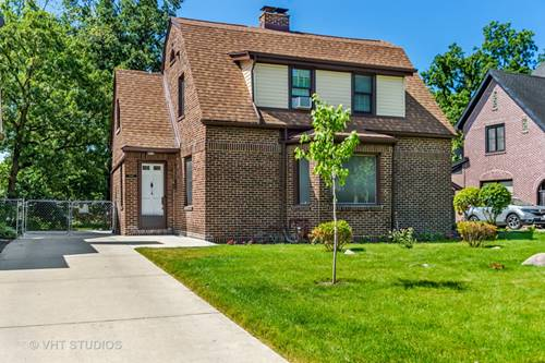 1969 W 101st, Chicago, IL 60643 Beverly