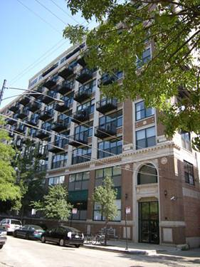 221 E Cullerton Unit 513, Chicago, IL 60616 South Loop