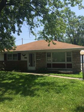 15527 Rose, South Holland, IL 60473