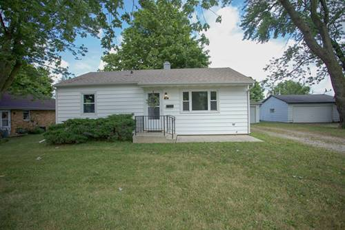 602 S Northwest, Fisher, IL 61843