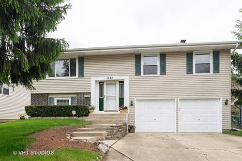 1340 Campbell, Hoffman Estates, IL 60169