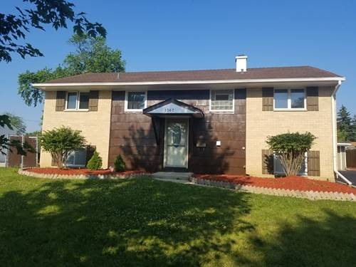 1367 Glen Hill, Glendale Heights, IL 60139