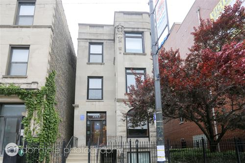 2917 N Halsted Unit GARDEN, Chicago, IL 60657 Lakeview