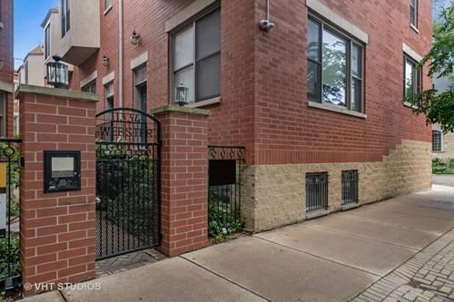 1334 W Webster Unit I, Chicago, IL 60614 Lincoln Park
