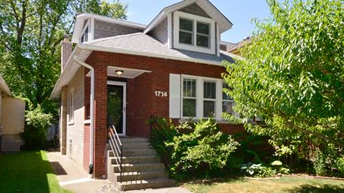 1714 Greenwood, Evanston, IL 60201