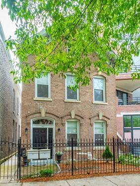 942 N Honore, Chicago, IL 60622 East Village