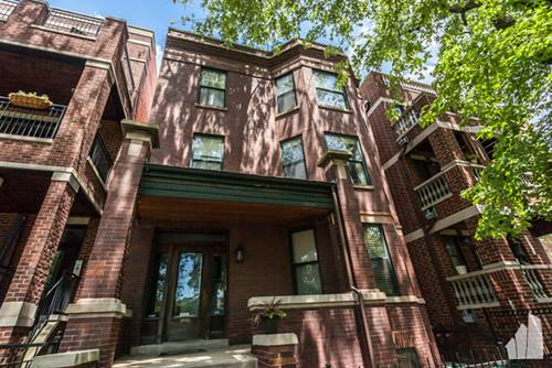 1538 W Wrightwood Unit 1, Chicago, IL 60614 Lincoln Park