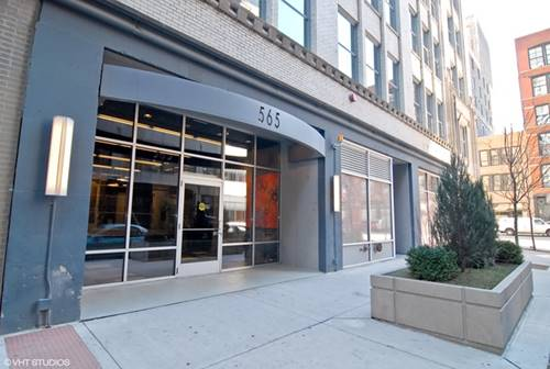 565 W Quincy Unit 1405, Chicago, IL 60661 The Loop