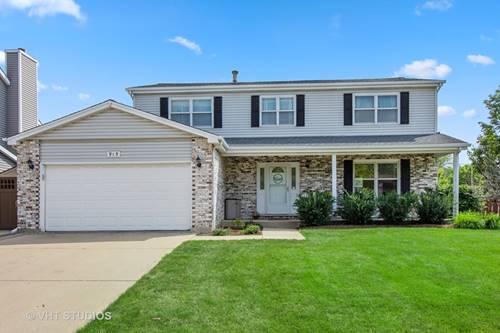 915 Gannon, Hoffman Estates, IL 60169
