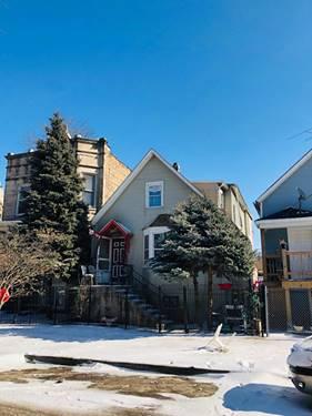 1623 N Kedvale, Chicago, IL 60639 Hermosa
