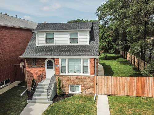 3646 N Odell, Chicago, IL 60634 Belmont Heights