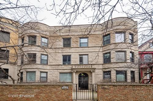 4321 N Hazel Unit 2S, Chicago, IL 60613 Uptown