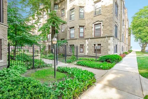 1222 W Jarvis Unit 2N, Chicago, IL 60626 Rogers Park