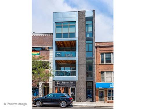 1338 W Belmont Unit 3, Chicago, IL 60657 West Lakeview