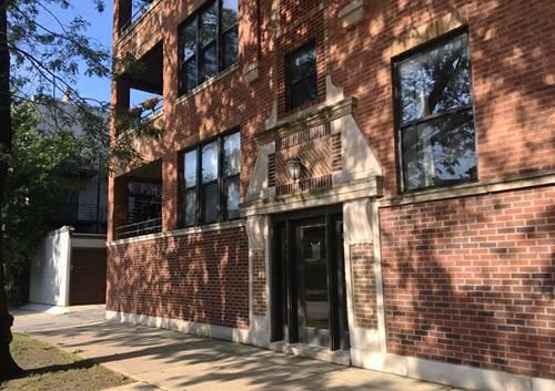 843 N Washtenaw Unit 2, Chicago, IL 60622 Humboldt Park