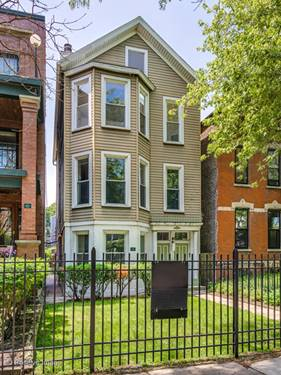 2622 N Orchard Unit 2, Chicago, IL 60614 Lincoln Park