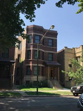 3632 N Bell Unit 2, Chicago, IL 60618 Northcenter