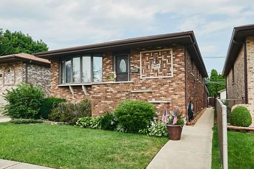 5609 S Newcastle, Chicago, IL 60638 Garfield Ridge