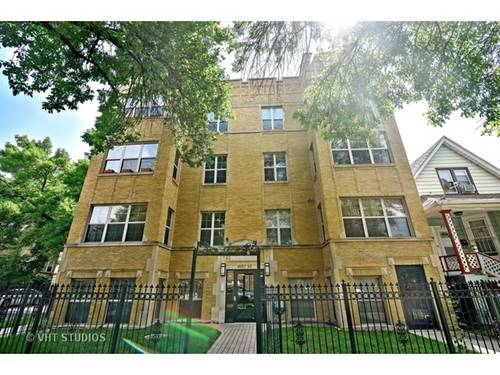 4055 N Central Park Unit 2S, Chicago, IL 60618 Irving Park