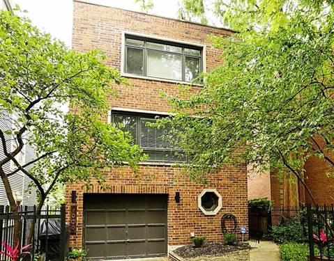 1908 N Howe Unit R, Chicago, IL 60614 Lincoln Park