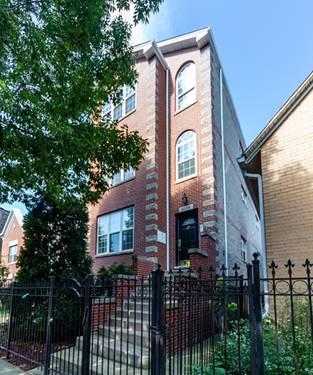 1228 N Campbell Unit 3, Chicago, IL 60622 Humboldt Park