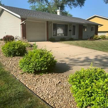560 Briarcliff, Hoffman Estates, IL 60169
