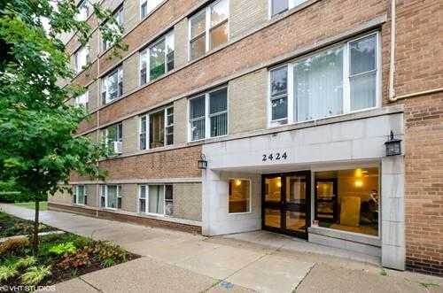 2424 W Estes Unit 4H, Chicago, IL 60645 West Ridge