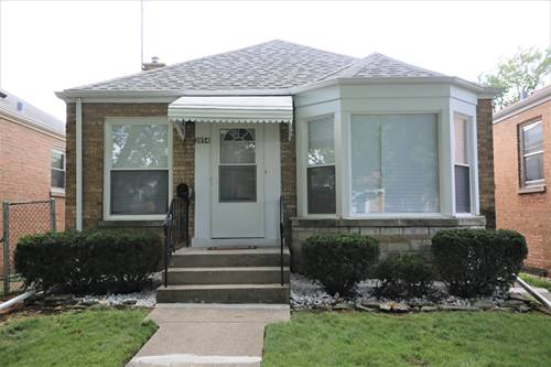 3854 N Paris, Chicago, IL 60634 Irving Woods