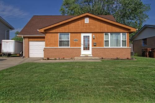 16459 Craig, Oak Forest, IL 60452
