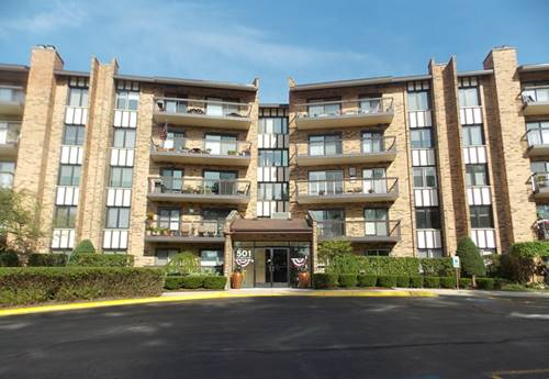 501 Lake Hinsdale Unit 304, Willowbrook, IL 60527