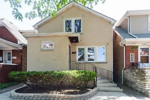 5833 W Berenice, Chicago, IL 60634 Portage Park