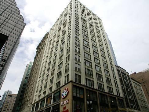 8 W Monroe Unit 1810, Chicago, IL 60603 The Loop