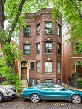 1835 N Howe Unit 1F, Chicago, IL 60614 Lincoln Park