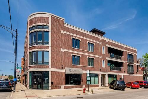 3952 W Eddy Unit 2NW, Chicago, IL 60618 Avondale